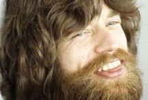 1970s Moustache