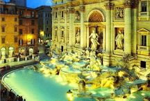 Beauty Spots of Rome, Italy
