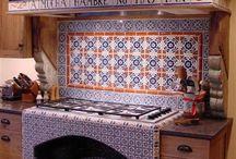 Country still kitchen