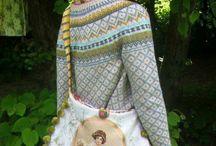 Mitt neste strikkeprosjekt