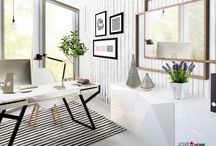 Love4home (love4homeeu) On Pinterest Home Office Ideen