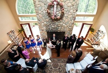 Weddings at the CFI / by Christmas Farm Inn
