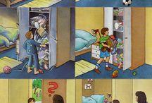obrázkové príbehy