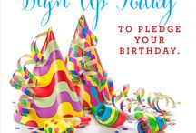 Pledge your Birthday! / Dedicate your birthday to Project Concern International (PCI) and give the gift of tomorrow! You can now pledge your birthday to PCI and fundraise to enable more children and families living in poverty to achieve lives of hope, good health and self-sufficiency.