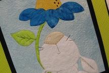 patchwork para niños / colchas cuna, juguetes, etc.