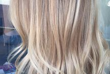 Hiustenvärjäys