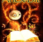 The Tales of Anex and B it / Tale of Anex and Bit - a young sorcerer and his cat