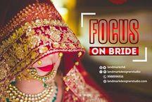 Focus On The Bride
