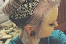 Hair / Grunge