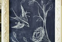 Chalkboards / by Kathryn Cox