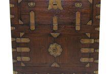 Furniture Korean chest