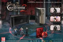 Castlevania Lords of Shadow 2 - Goodies, Edition Premium Definitive, Artworks