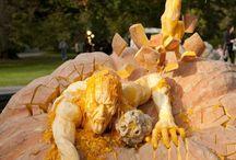 Halloween Ideas / Pumpkin Design; etc.. / by Nicole Loschi