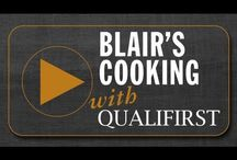 Gourmet Food Products TV ! / Let Blair Lawrence introduce you to some of the world's finest ingredients and how you can use them to create healthy, delicious and inspiring meals every days.
