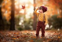 children photography autumn