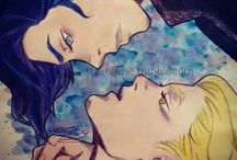"""Kierark / ,,Be angry with me, Mark Blackthorn. Shout at me. Feel something."""""""
