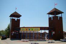 Velencei Vízi Vár Északi Strand