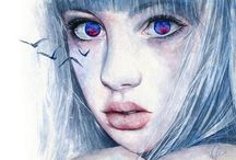 mavi kız