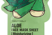 Skin care / Taking care of skin is hard well these come handy :)