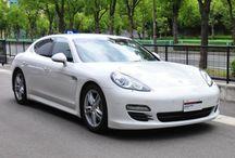 Porsche Panamera S / 年式 2010 シフト 7速 ハンドル L 初度登録 平成22年4月 排気量 4,800cc 走行距離 57,000Km 車検期限 平成27年1月 ミッション PDK 修復歴 なし カラー(外装) キャララホワイト カラー(内装) ブラック  装備オプション 19インチパナメーラターボホイール ツインカップホルダー スポーツクロノパッケージ フロアマット プライバシーガラス アンスラサイトバーチウッド・インテリアパッケージ
