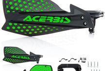 Motocross Handguards - Protect your hands and levers! / Motocross Handguards from Acerbis, Barkbusters, Cycra, Polisport, Renthal & Zeta