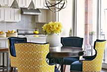 Modernised dining chairs