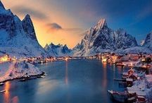 reine, Norway. beautiful place