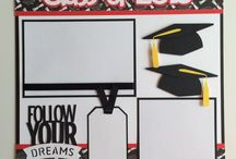 Graduation layouts