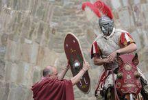 Rapax cavalry / Recreation of Roman Cavalry by Legio XXI Rapax Reiter Roms Rapax Rzymska kawaleria