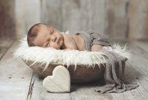 Babybauch, Newborn-Shooting
