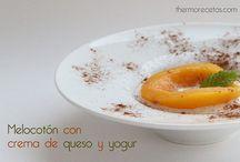 Recetas POSTRES / by Eva Ruiz Gayoso
