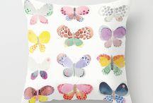 Me encanta pintar mariposas / I love painting butterflies / Me encanta pintar mariposas / I love painting butterflies