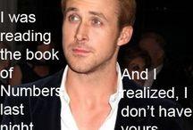 Ryan Gosling / by Katherine Jackson