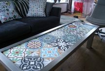 living room coffee table idea
