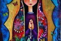 Virgencita guadalupana / Imágenes de la virgencita de Guadalupe