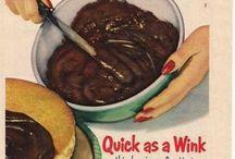 retro food adds
