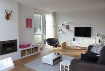 Moodboard - tv meubel