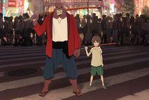 Bakemono no ko / >The boy and the beast<      I just LOVE it