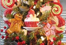Kitchen Christmas ideas / by Tonya Dassel