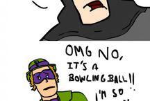 Batman&Riddle