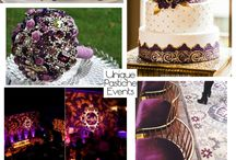 Wedding themes all around!