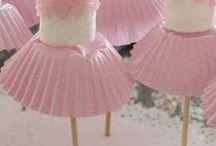 Cupcake ballerina