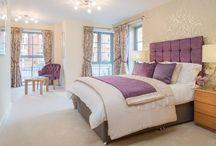 Retirement Interiors / Beautifully decorated retirement apartments