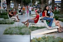 URBAN FURNITURE / mobilier urbain