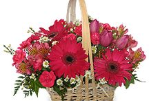 Birthday Flowers / Send a bright cherry bouquet full of fun, add Mylar and latex balloons, or hand made truffles!!!