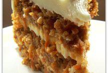 Torta pina zanahoria / Exquisito y facil