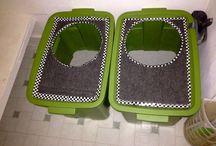 Cat Litterboxes