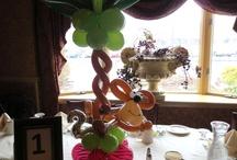 Elegant Balloons Twisted Creation
