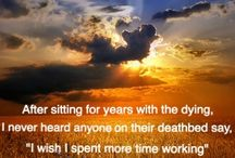 The Needs of the Dying / Book I wrote, The Needs of the Dying