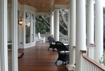 Pretty Porches & Patios!